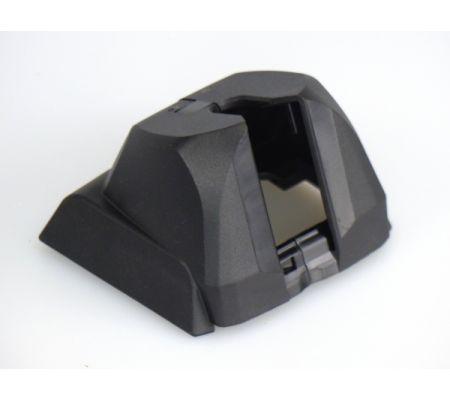 Batteriehalter schwarz, Modelljahr 2013 für Rahmenakku
