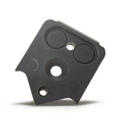 BOSCH Montageplatte Kiox Display inkl. Magnete